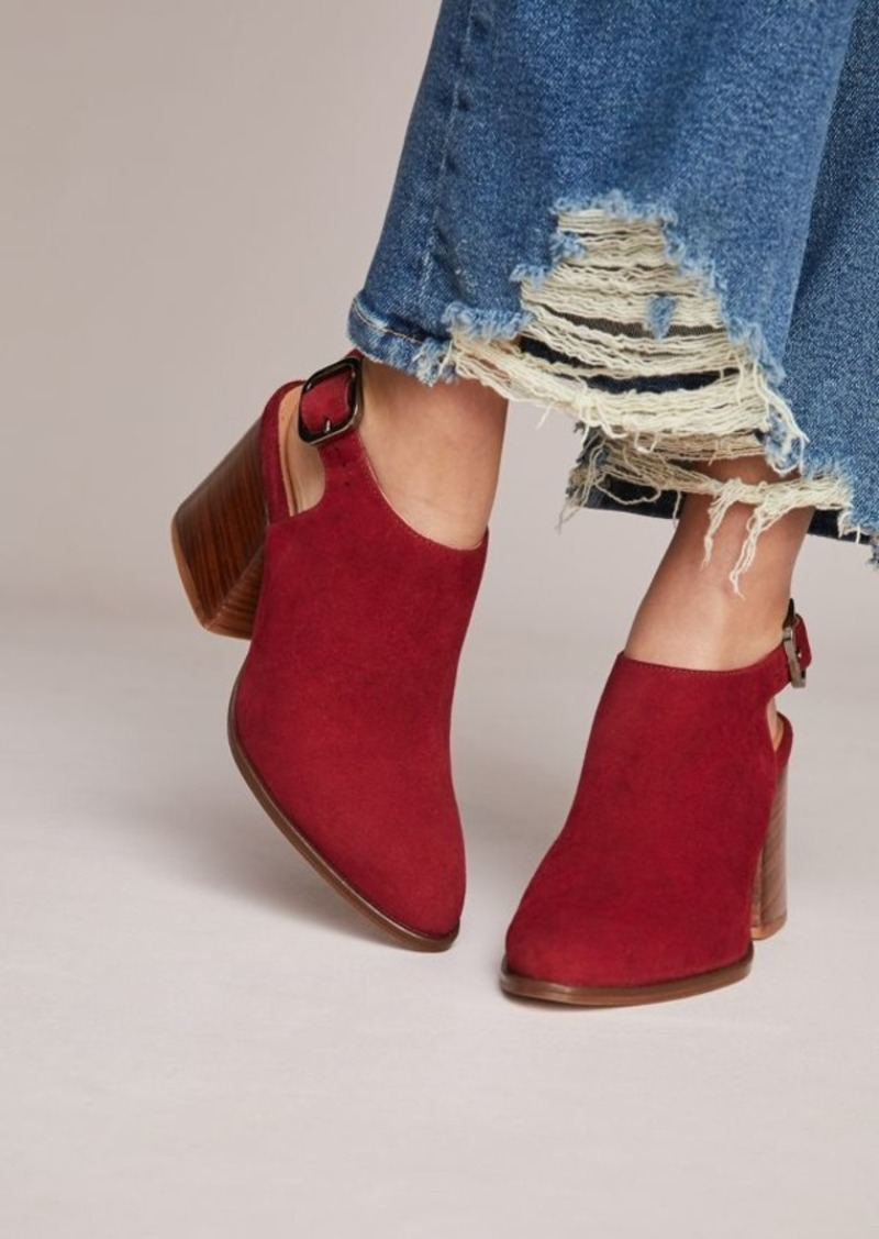 d9ea7473f4ae Anthropologie Gee Wawa Horky Ankle Boots