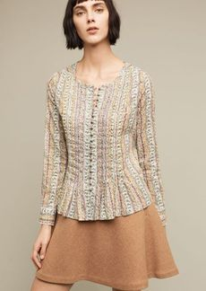 Anthropologie Gelise Button Blouse
