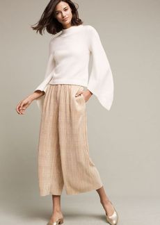 Anthropologie Gilded Culottes