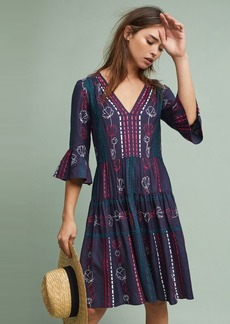 Hailey Embroidered Dress