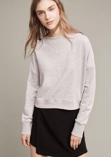 Heather Ribbed Pullover