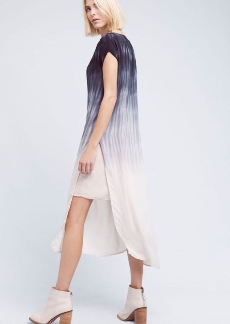 Anthropologie Horizon Fade Dress