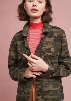 In The Fray Camo Jacket