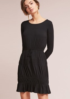 Ingrid Tiered-Ruffle Dress