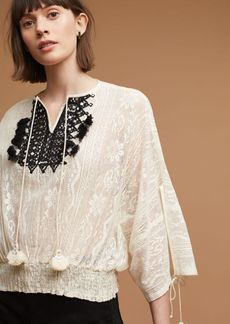 Iona Lace Top
