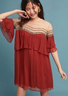 Isadora Sequin Swing Dress