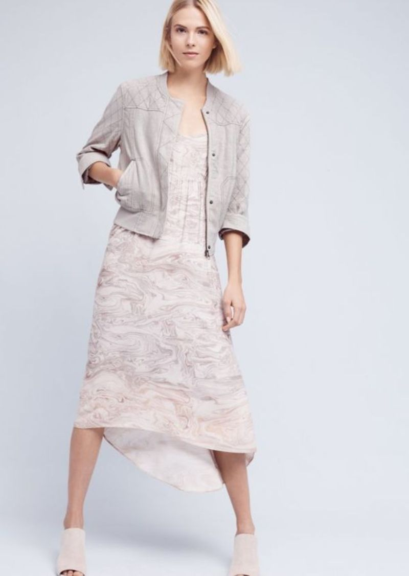 Anthropologie Itinerary Bomber