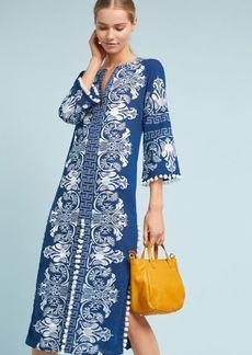 Izola Long Tunic Dress
