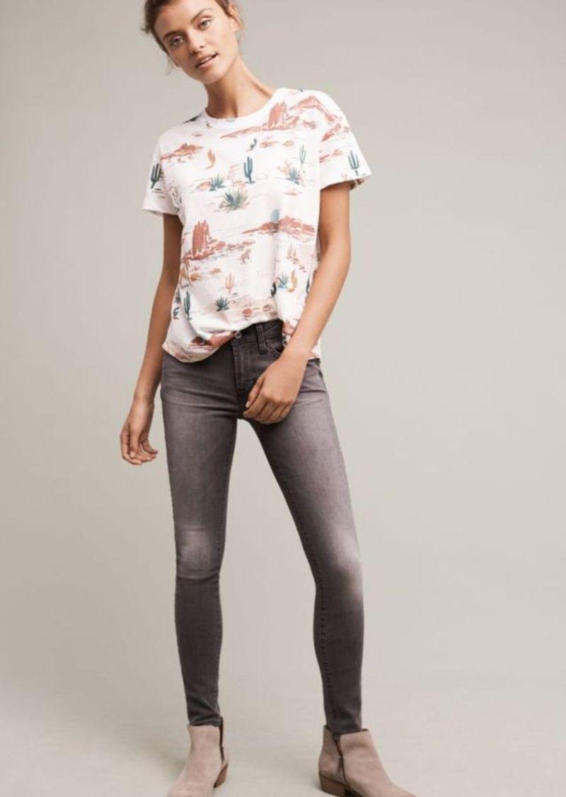 Anthropologie Jean Shop Heidi Woodlawn Low-Rise Skinny Jeans