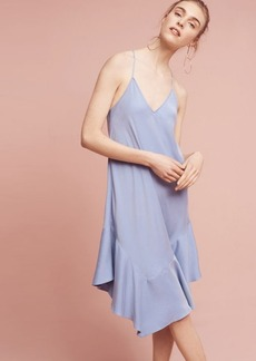 Anthropologie Jill Slip Dress