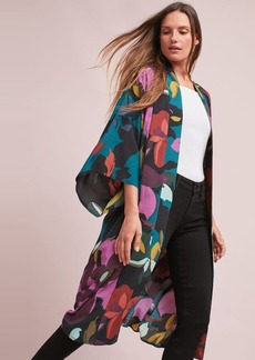 Kira Long Kimono Jacket