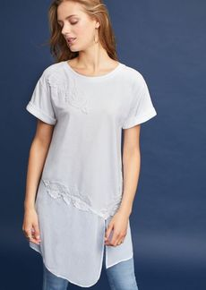 Anthropologie Kris Lace Tunic
