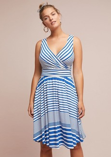 Kythira Striped Dress