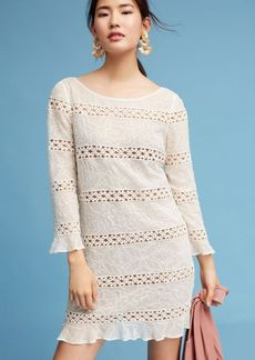 Anthropologie Tracy Reese Laced & Beaded Dress
