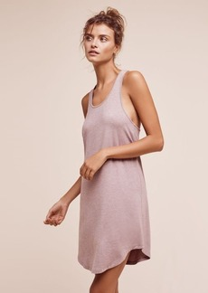 Anthropologie Laced Racerback Chemise