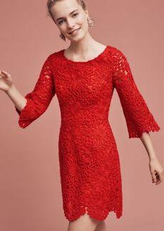 Anthropologie Lamarche Lace Dress