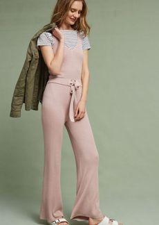 Layne Tie-Front Jumpsuit