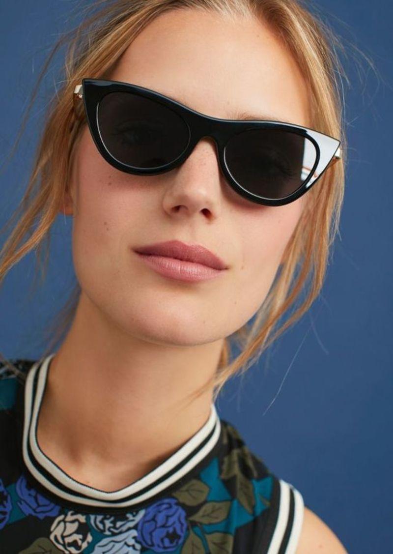 03dd671342e Anthropologie Le Specs Enchantress Cat-Eye Sunglasses