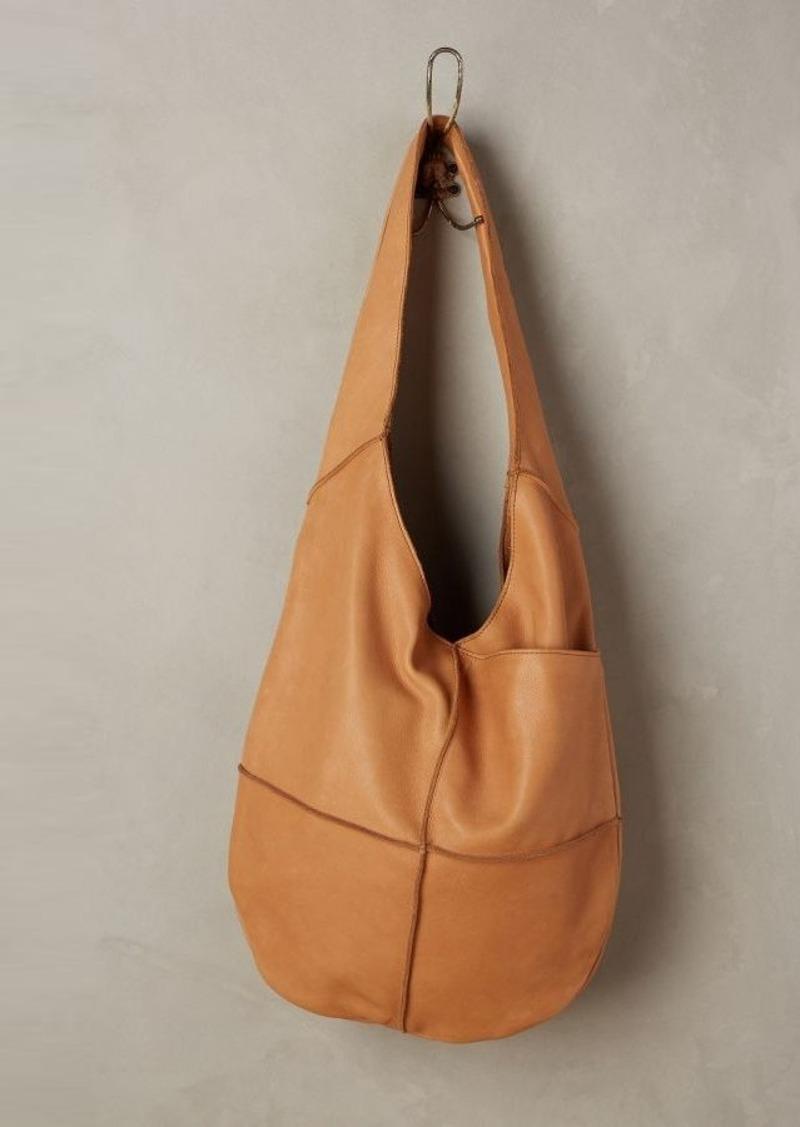 Anthropologie Leonie Seamed Hobo Bag