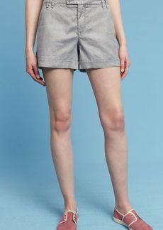 Anthropologie Level 99 Linen Shorts