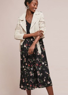 Anthropologie Lola Embroidered Dress