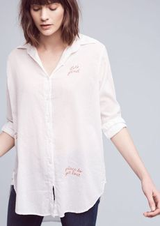Lorimer Embroidered Buttondown