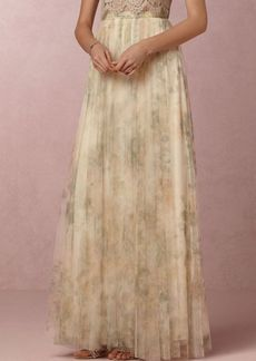 Louise Tulle Skirt