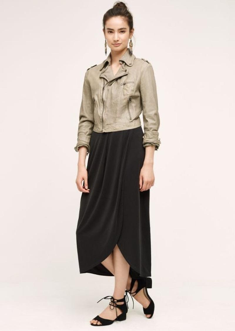 Anthropologie Ludisia Maxi Skirt