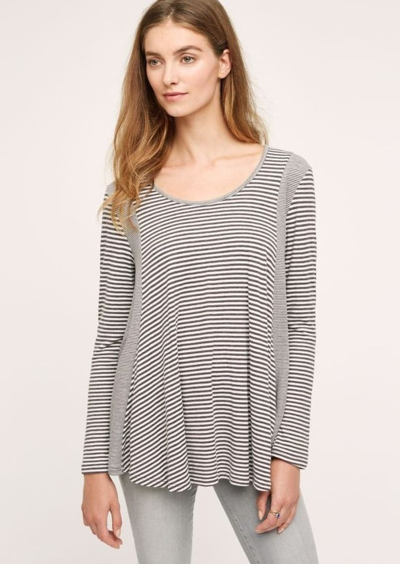 Anthropologie Macie Striped Top