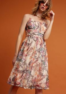 Anthropologie Mackenzie Floral Dress
