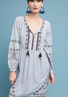 Maddie Embroidered Dress