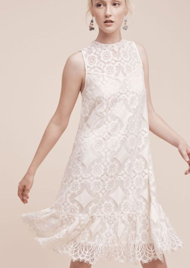 Anthropologie Manon Lace Dress