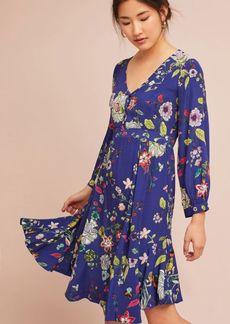 Anthropologie Maplewood Dress