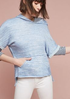 Anthropologie Marbled Pullover