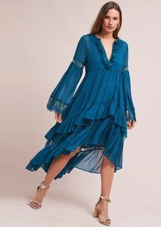 Meadow Ruffled Dress