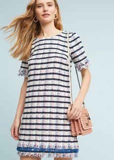 Anthropologie Miette Textured Tunic Dress