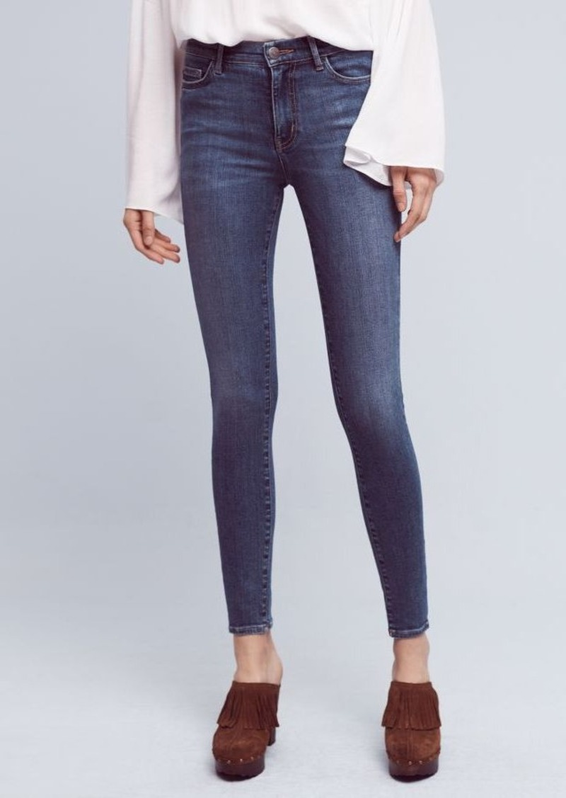 Anthropologie MiH Bodycon Mid-Rise Skinny Jeans