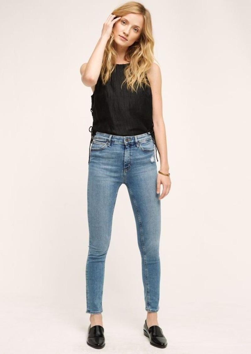 Anthropologie MiH Bridge High-Rise Skinny Jeans