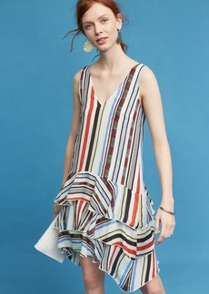 Anthropologie Milana Striped Dress