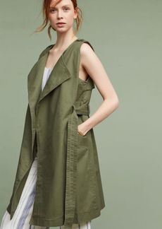 Military Trench Vest