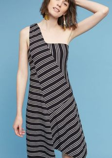 Moka One-Shoulder Dress