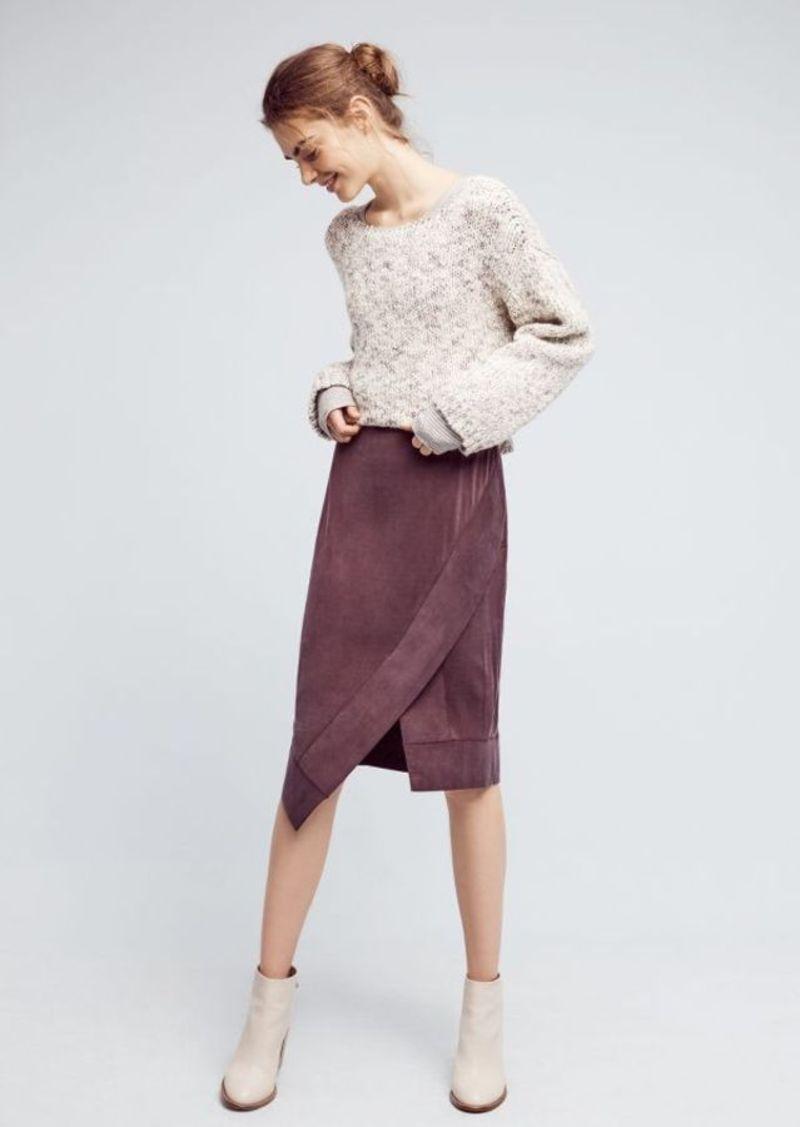 Anthropologie Morado Midi Skirt | Skirts - Shop It To Me