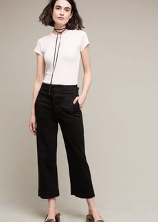 Mother Ultra High-Rise Cinch Greaser Trouser