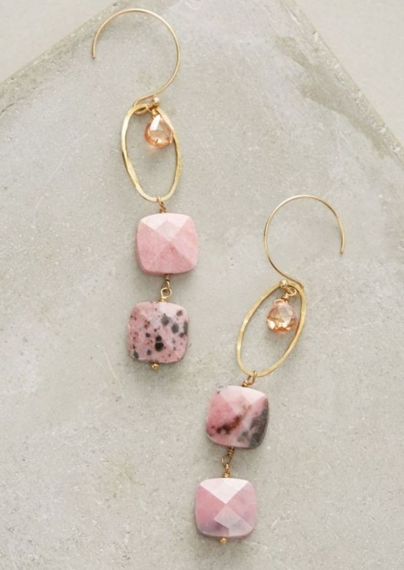 Anthropologie Mulberry Drops