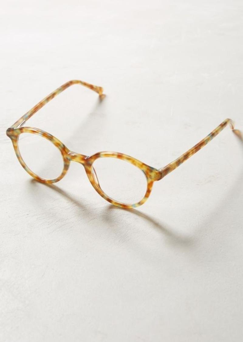 Anthropologie Mylene Rounded Reading Glasses