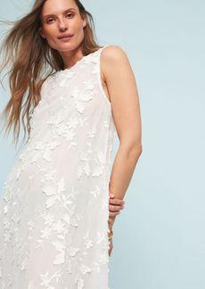 Anthropologie Namya Embellished Midi Dress