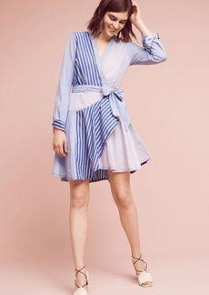 Newport Striped Shirtdress