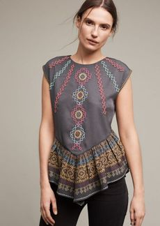 Neysa Embroidered Top