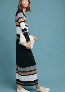 Norwich Striped Maxi Dress