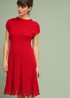 Anthropologie Oda Sweater Dress